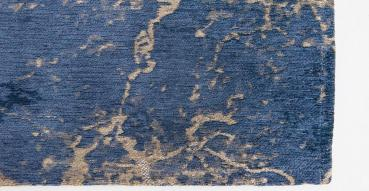 TEPPICH MAD MEN CRACKS 8629 ABYSS BLUE