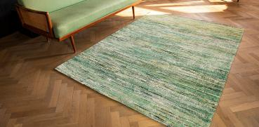 TEPPICH SARI INFINITE GREENS 8874
